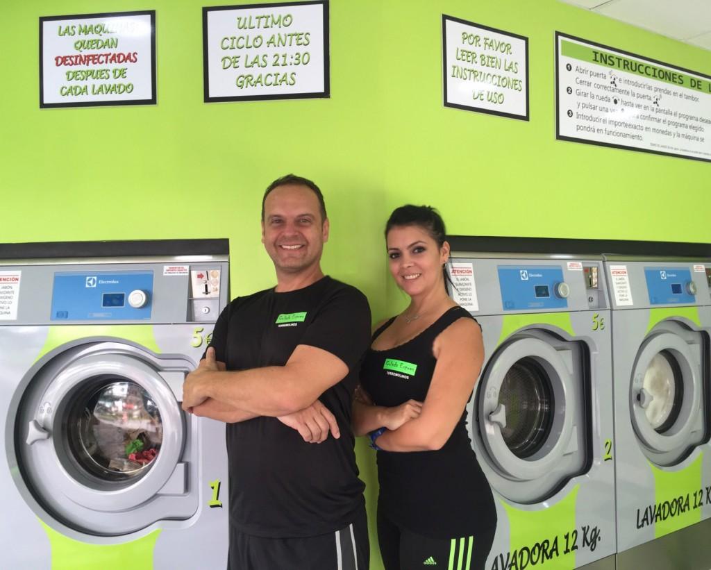 Lavandería de autoservicio Colada Expres Torremolinos