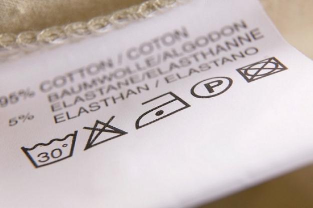 Revisar el etiquetado del fabricante de tu edredón