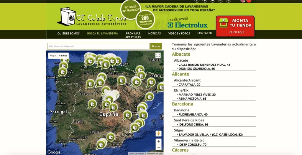 Cantabria, la segunda comunidad en implantación de Colada Exprés.