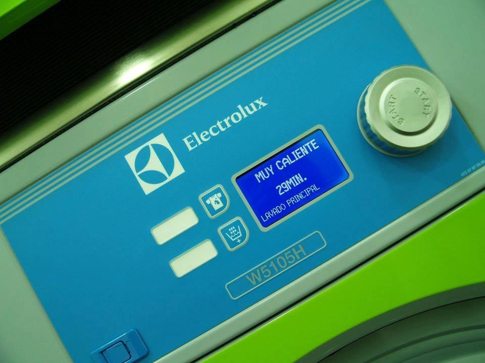 En las lavadoras y secadoras Electrolux puedes seleccionar la temperatura que desees.